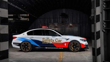 BMW M5 M Performance parts - side