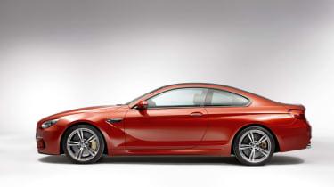 2012 BMW M6 side profile