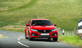 Honda Civic Type R GT MY21 – front