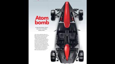 evo 252 atom