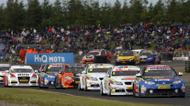BTCC mid-season review and video