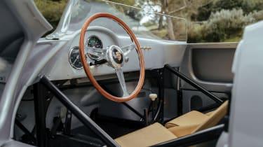 Porsche 550A Spyder - wheel
