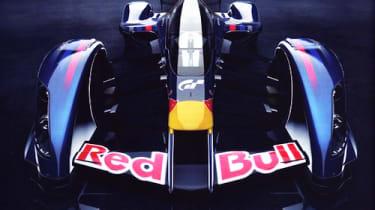 Red Bull X1 Gran Turismo 5 video