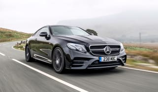 Mercedes-AMG E53 Coupe front