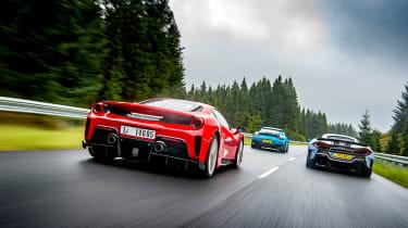 eCoty 2018 - Ferrari