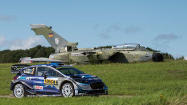 WRC Rally Germany - Ford Fiesta