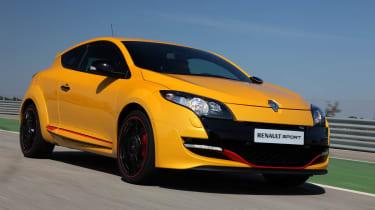 Renaultsport Megane 265 Cup front