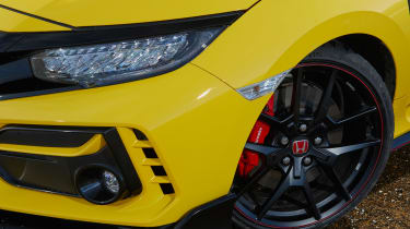 Honda Civic Type R Limited Edition - static
