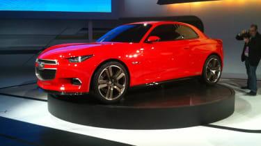 Chevrolet Detroit show 2012