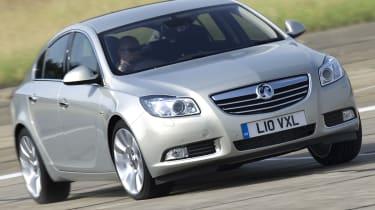 Vauxhall Insignia 2.0i Turbo SRi 4x4