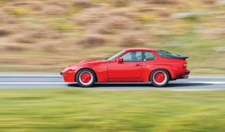 Porsche 924 Carrera GT – side