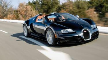 2012 Bugatti Veyron Vitesse