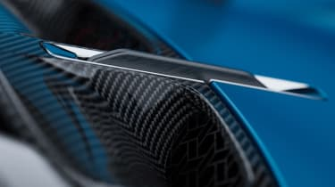Alpine A110 GTA concept – wing