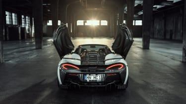 Novitec McLaren 570S Spider – rear
