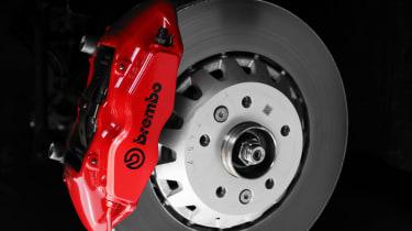 Renault Sport Megane RS 300 Trophy - brakes