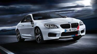 BMW M6 upgrades