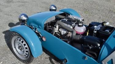 Caterham Seven 160 Suzuki turbo engine
