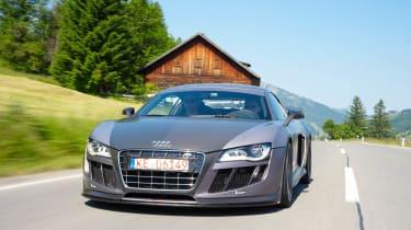 Audi R8 Abt GTR review