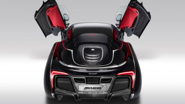 McLaren X-1 Concept unveiled
