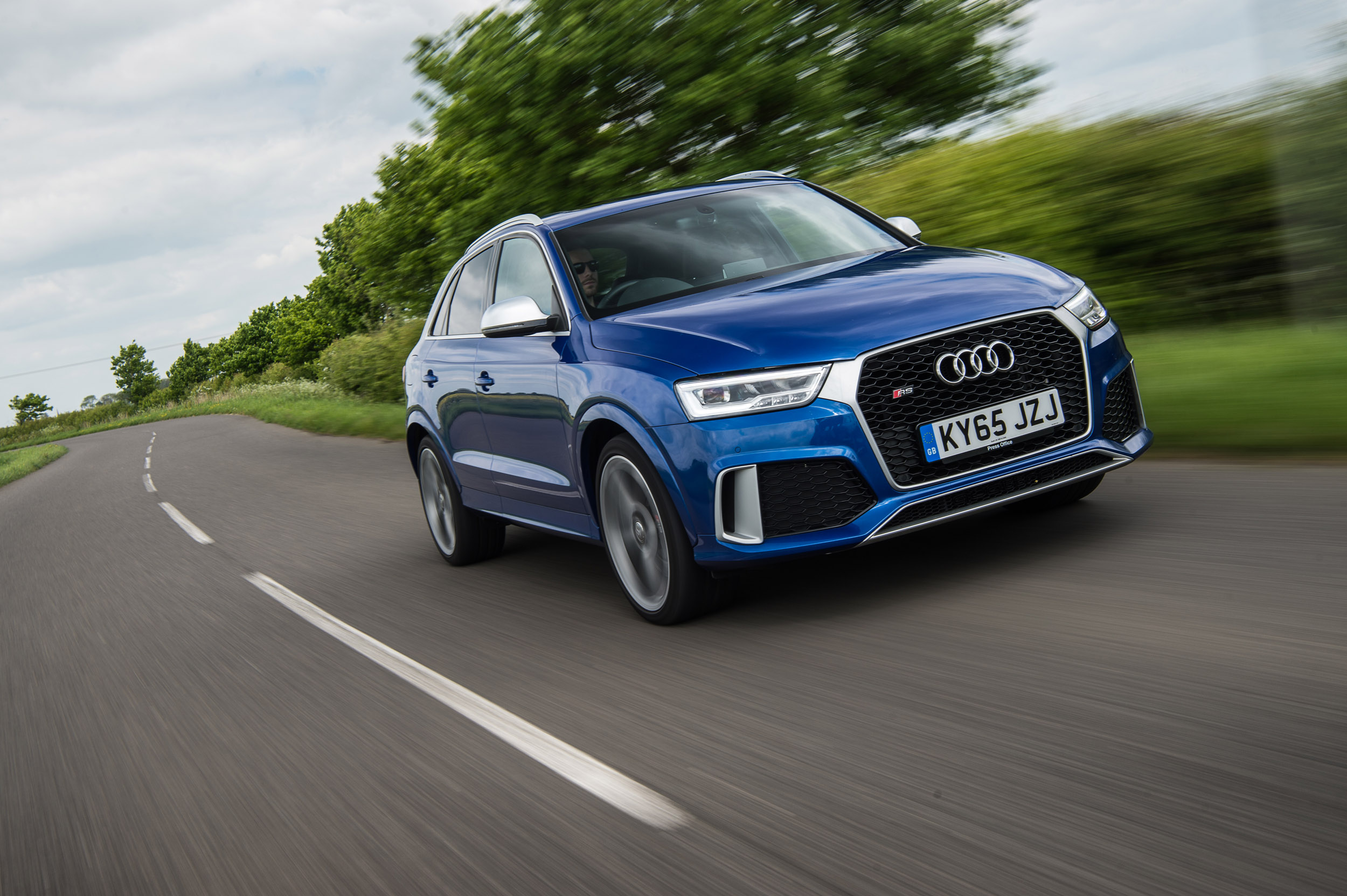 Audi Rs Q3 Review Prices Specs And 0 60 Time Evo
