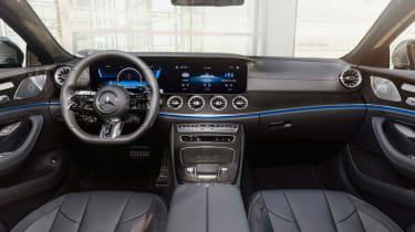 2021 Mercedes CLS53 – dash