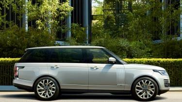 MY18 Range Rover - LWB profile
