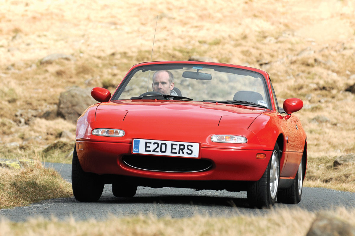 Mazda Mx 5 Mk1 Buying Guide Evo