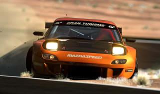 Gran Turismo 6 Mazda RX-7 slide