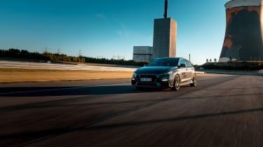 Hyundai i30 N RaceChips rear quarter