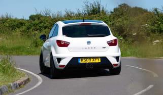 Revo Seat Ibiza Cupra RT215 review