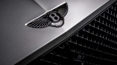 2021 Bentley Continental GT Speed - static wings