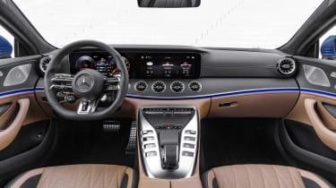 Mercedes-AMG GT43 MY22 – dash