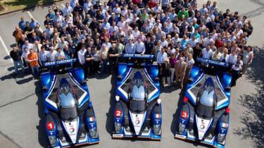 2010 Peugeot team
