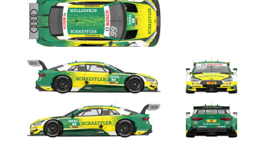 2017 Audi RS5 DTM – Team Phoenix, Mike Rockenfeller