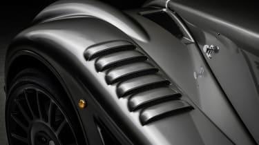 Morgan Aero GT – wheel arch