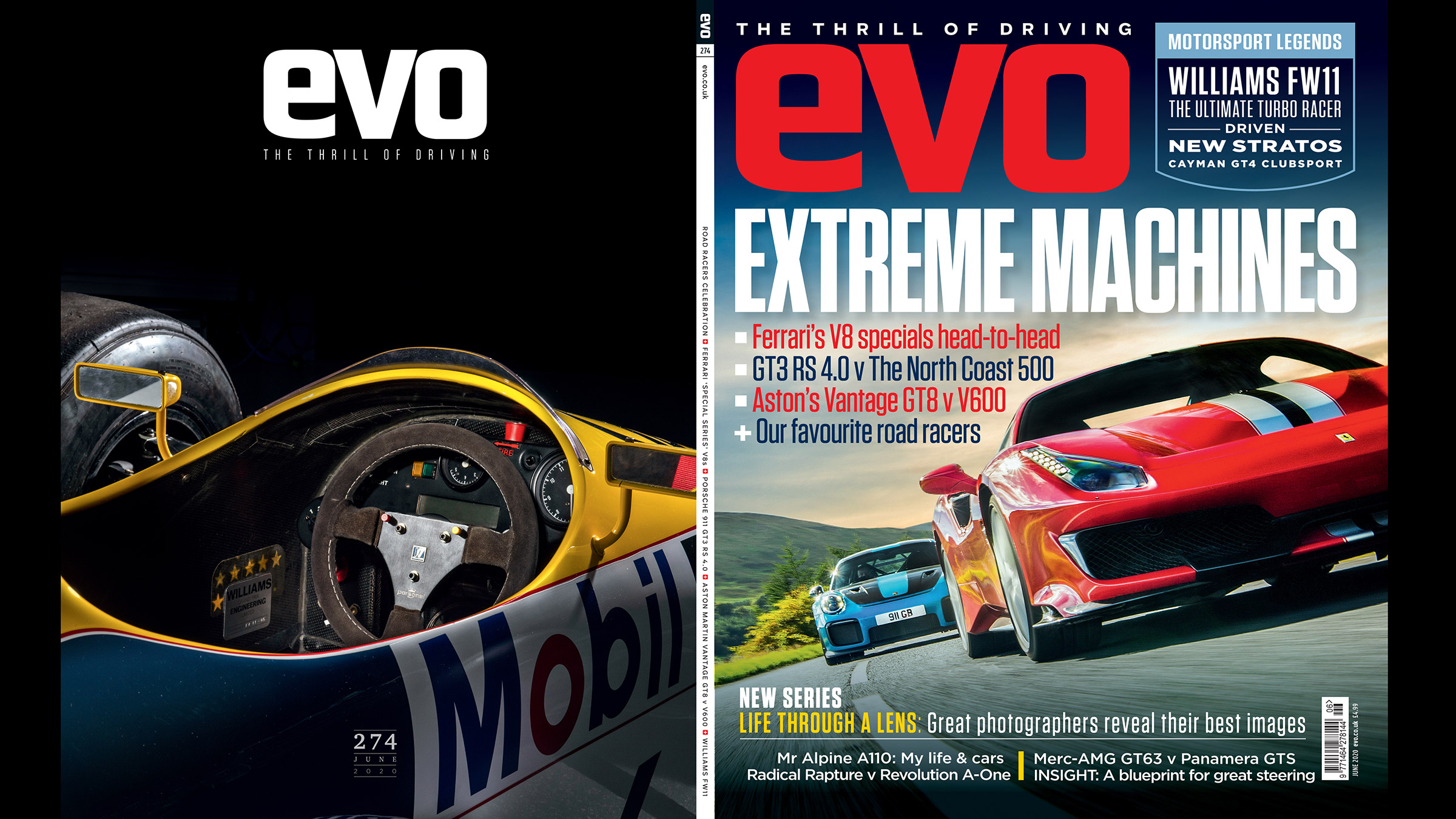 evo magazine latest issue – 274 on sale now