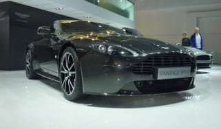 Aston Martin Vantage S SP10: Frankfurt motor show 2013 front