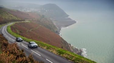 Audi RS 3 vs M2 - landscape