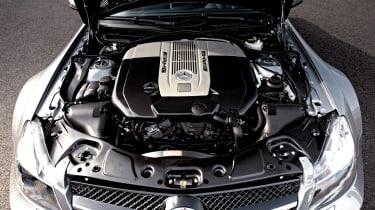 Mercedes SL65 AMG Black
