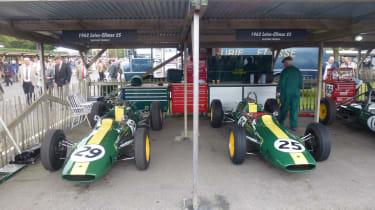 Lotus 25s