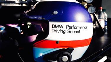 BMW M5 drift attempt -