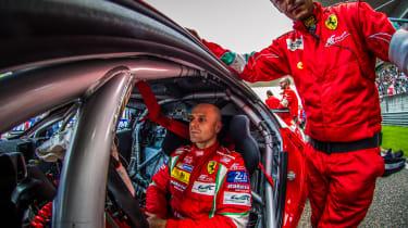 FIA WEC Shanghai Bruni Ferrari