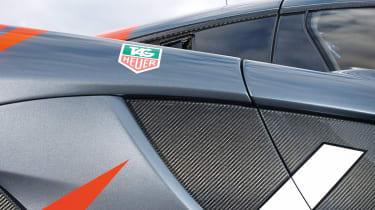 McLaren P1 GTR - detail