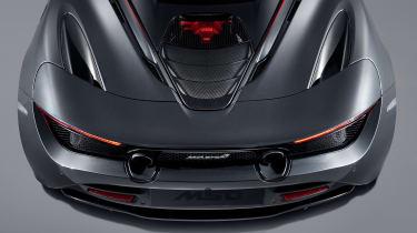 MSO McLaren 720S stealth rear