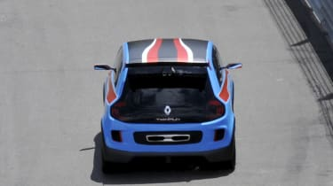 Renault TwinRun rear Monaco