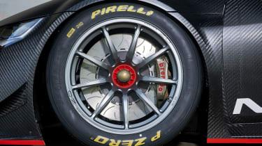 Honda NSX GT3 - Wheel
