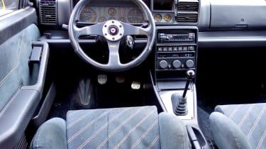 Lancia Delta Integrale Evo interior dashboard