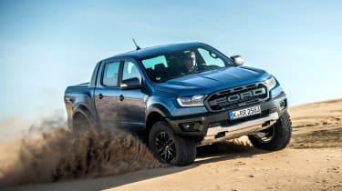 Ford Ranger Raptor - sand