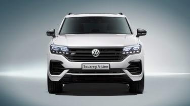 Volkswagen Touareg R-Line - nose