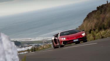 Lamborghini Aventador SV – FRONT